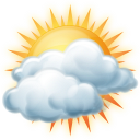 Pogoda na stronę internetową